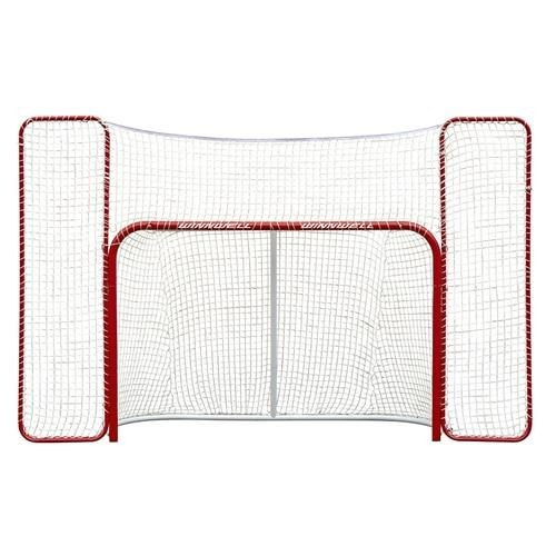 "WINNWELL Streethockeytor 72"" + Backstop 72"""