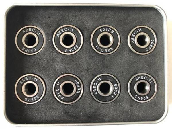 Kugellager Pro ABEC 11 608RS - 16er Set